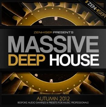 Пресеты Zenhiser - Massive Deep House Presets for Massive