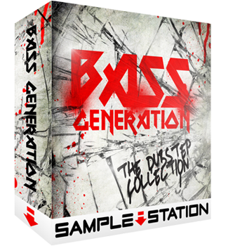 Сэмплы Sample Station Bass Generation The Dubstep Collection