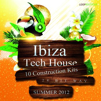 Сэмплы Loopboutique Ibiza Tech House