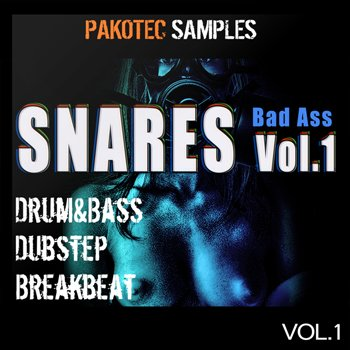 Сэмплы Pakotec Samples - Bad Ass Snares Vol 1