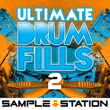 Сэмплы Sample Station Ultimate Drum Fills 2