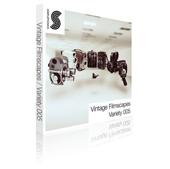 Сэмплы Samplephonics Vintage Filmscapes
