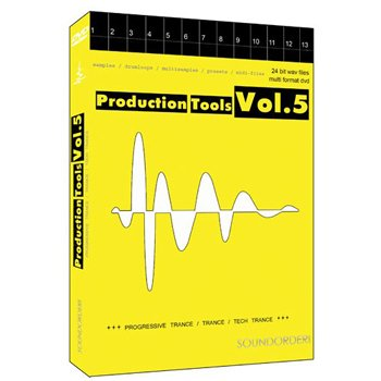 Сэмплы Best Service Production Tools Vol 5