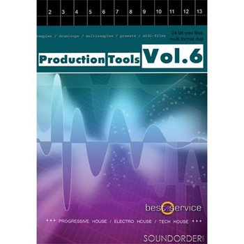 Сэмплы Best Service Production Tools Vol.6