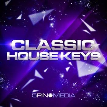 Сэмплы и MIDI - 5Pin Media Classic House Keys