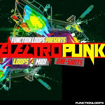 Сэмплы Function Loops Electro Punk
