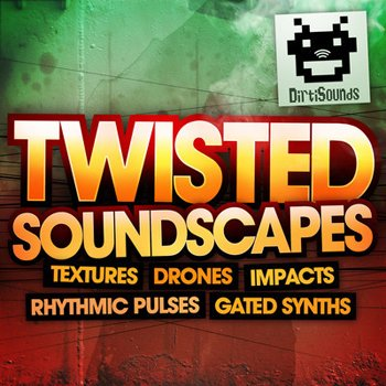 Сэмплы Dirtisounds Twisted Soundscapes