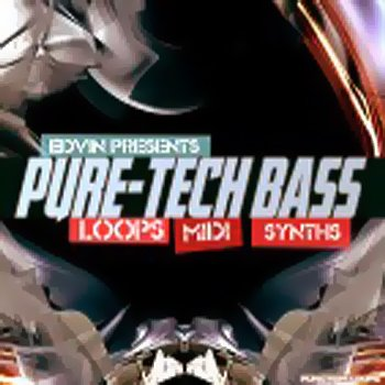Сэмплы Function Loops Edvin Presents - Pure Tech Bass