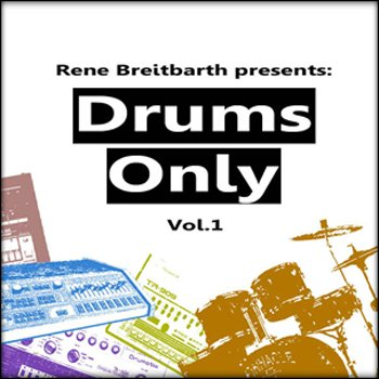 Сэмплы ударных Deep Data Loops Rene Breitbarth: Drums Only Vol.1