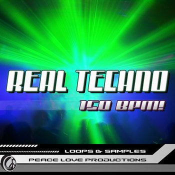 Сэмплы PLP Real Techno 150 BPM