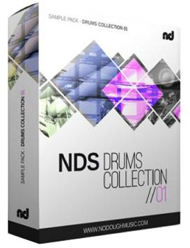 Сэмплы ударных - No Dough Samples NDS Drum Collection 001