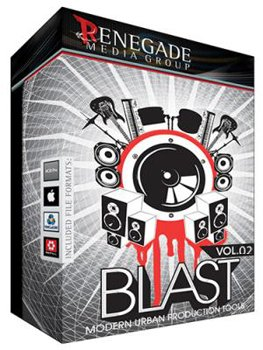 Сэмплы Renegade Media Blast Vol 2