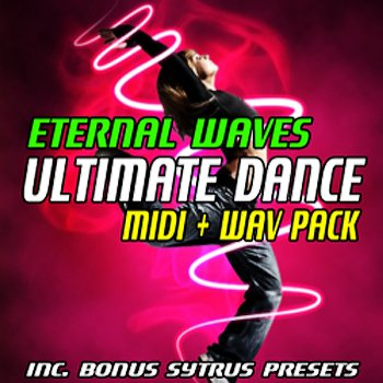 Сэмплы Eternal Waves - Ultimate Dance Loops