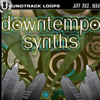 Сэмплы Soundtrack Loops - Downtempo Synths