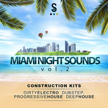 Сэмплы Golden Samples Miami Night Sounds Vol. 2