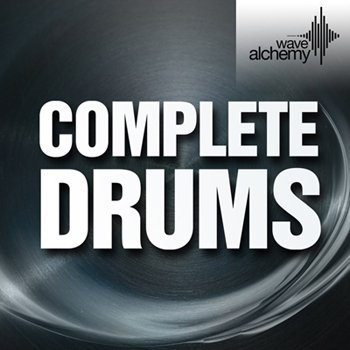 Сэмплы ударных Wave Alchemy Complete Drums