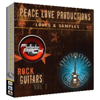 Сэмплы PLP Rock Guitars Vol.1