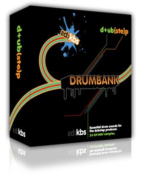 Сэмплы Kick Back Samples - Dubstep Drumbank