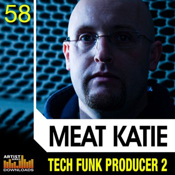 Сэмплы Loopmasters Meat Katie Tech Funk Producer Vol 2