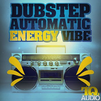 Сэмплы TQ Audio Dubstep Automatic Energy Vibe