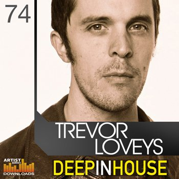 Сэмплы Loopmasters Trevor Loveys Deep In House