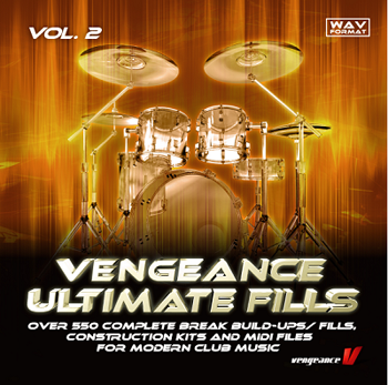 Сэмплы Vengeance Ultimate Fills Vol 2