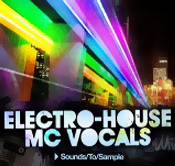 Сэмплы вокала Sounds To Sample Electro-House MC Vocals