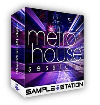 Сэмплы Sample Station Metro House Sessions