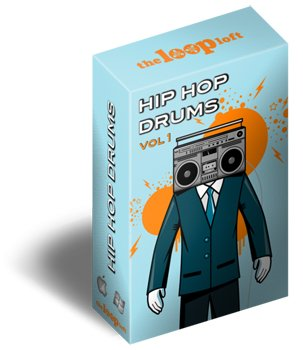 Сэмплы The Loop Loft Hip Hop Drums Vol.1