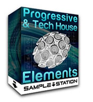 Сэмплы Sample Station Progressive & Tech House Elements