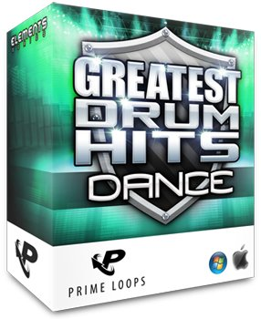 Сэмплы ударных - Prime Loops - Greatest Drum Hits Dance