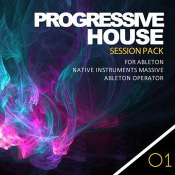 Проект Clicksound - Progressive House Session Pack 1 (Ableton)