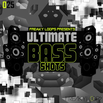 Сэмплы Freaky Loops Ultimate Bass Shots