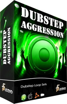 Сэмплы P5Audio - Dubstep Agression