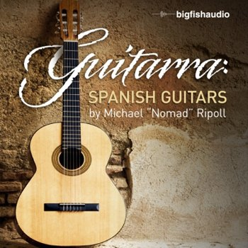 Сэмплы Big Fish Audio - Guitarra Spanish Guitar Loops