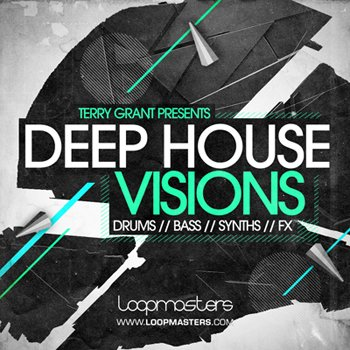 Сэмплы Loopmasters - Terry Grant: Deep House Visions