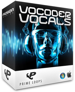 Сэмплы Prime Loops - Vocoder Vocals