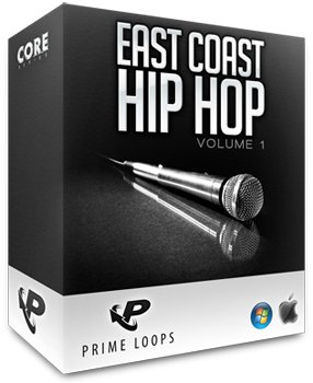 Сэмплы Prime Loops East Coast Hip Hop Volume 1