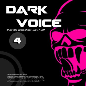 Сэмплы Giga Loops - Dark Voice Vol 4
