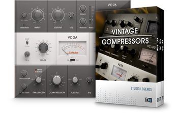 Native Instruments Vintage Compressors v1.3.1 x86 x64