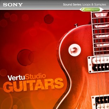 Сэмплы гитары Sony Creative Software- VertuStudio Guitars