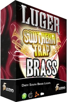 P5 Audio - Luger Southern Trap Brass