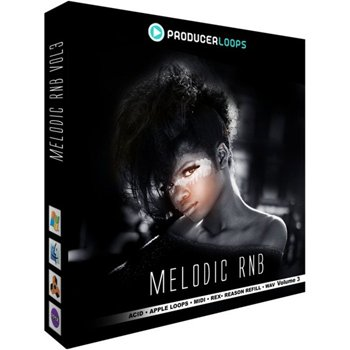 Сэмплы Producer Loops- Melodic RnB Vol 3