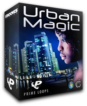 Сэмплы Prime Loops - Urban Magic