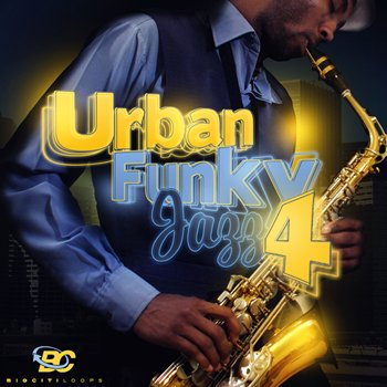 Сэмплы Big Citi Loops Urban Funky Jazz 4