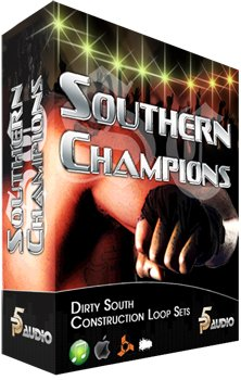 Сэмплы P5 Audio Southern Champions