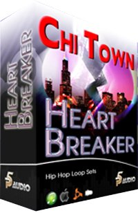 Сэмплы P5Audio - Chi Town Heartbreaker Loop Set