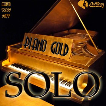Сэмплы и MIDI - Auditory Piano Gold Solo