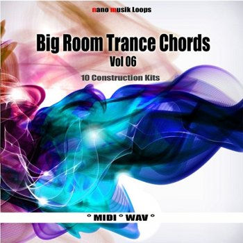 Сэмплы Nano Musik Loops - Big Room Trance Chords Vol 6