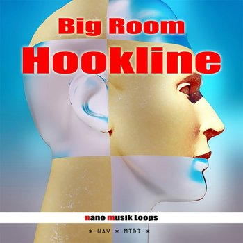 Сэмплы и MIDI - Nano Musik Loops Big Room Hookline